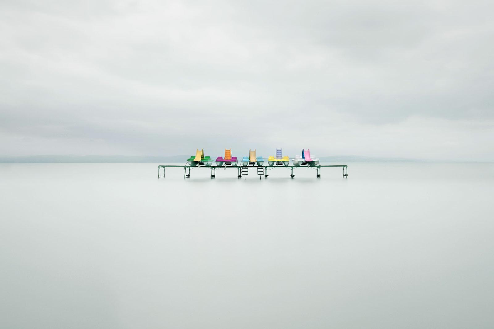 Pedalboats - Akos Major