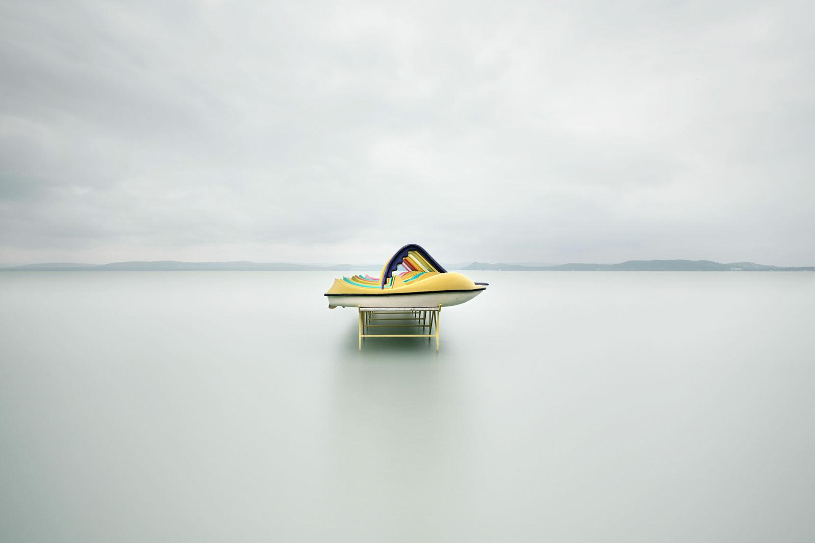 Pedalboats #2 - Akos Major