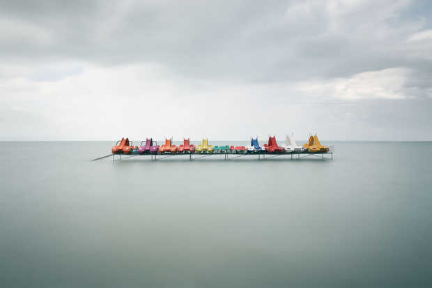 Pedalboats #3 - Akos Major