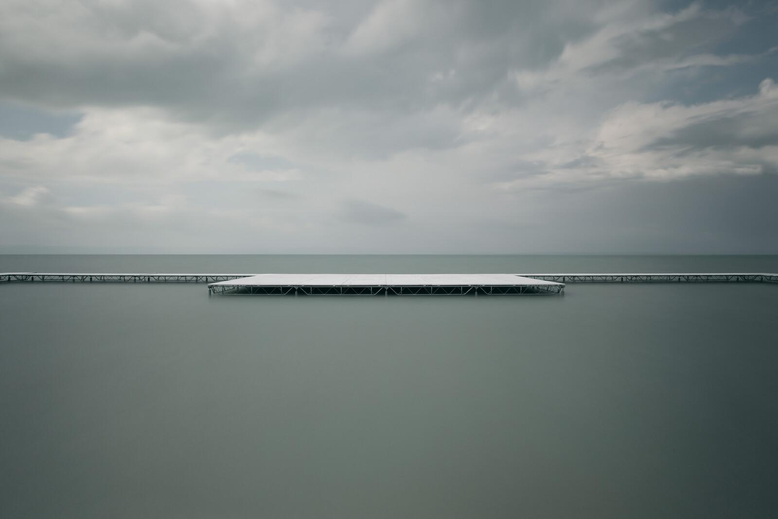 White Pier #2 - Akos Major