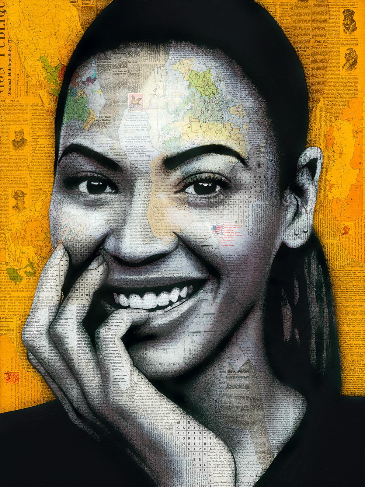 Beyoncé - André Monet