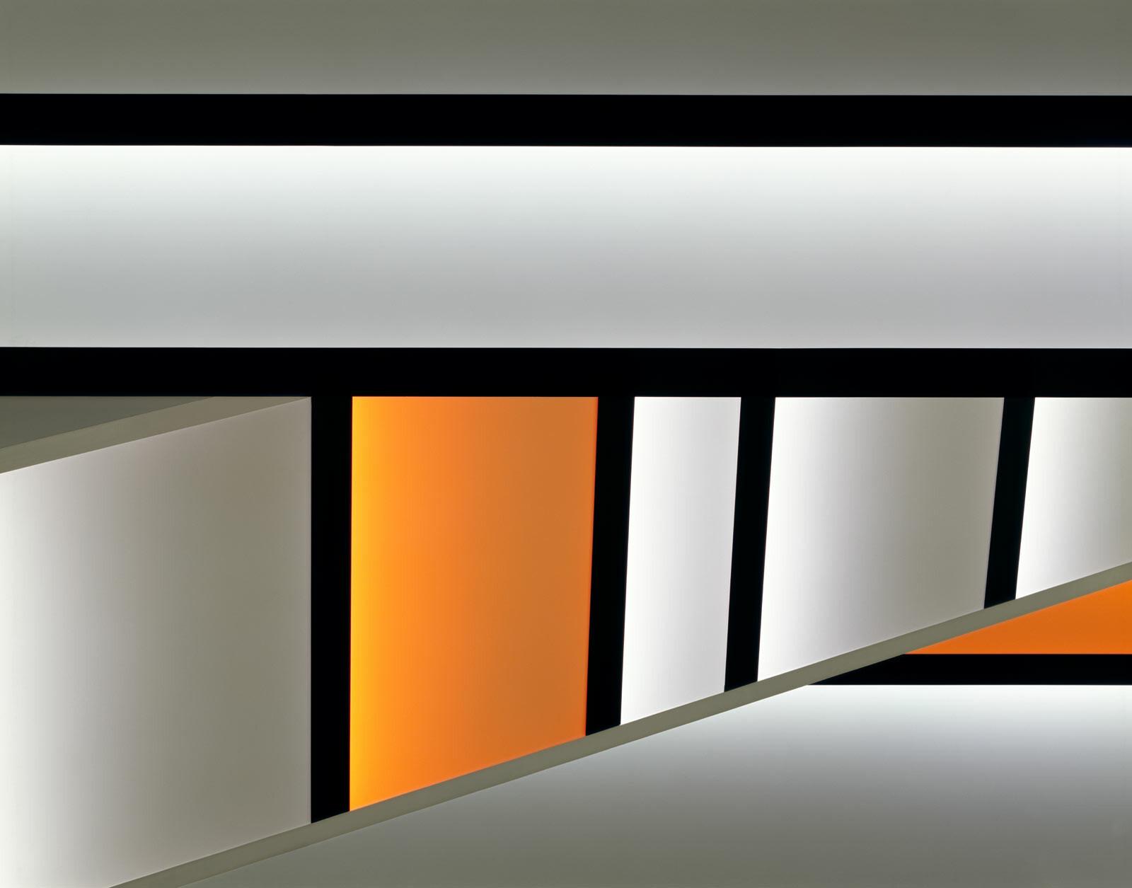 Staircase orange - Adam Mørk