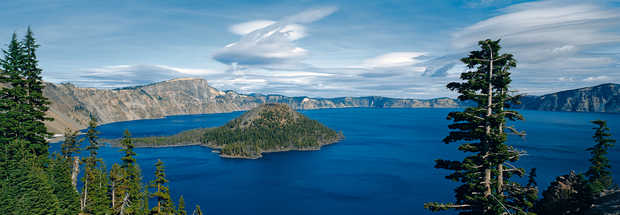 Crater Lake National Park, Oregon, USA - Axel M. Mosler