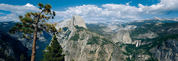 Half Dome, Yosemite National Park, USA - Axel M. Mosler