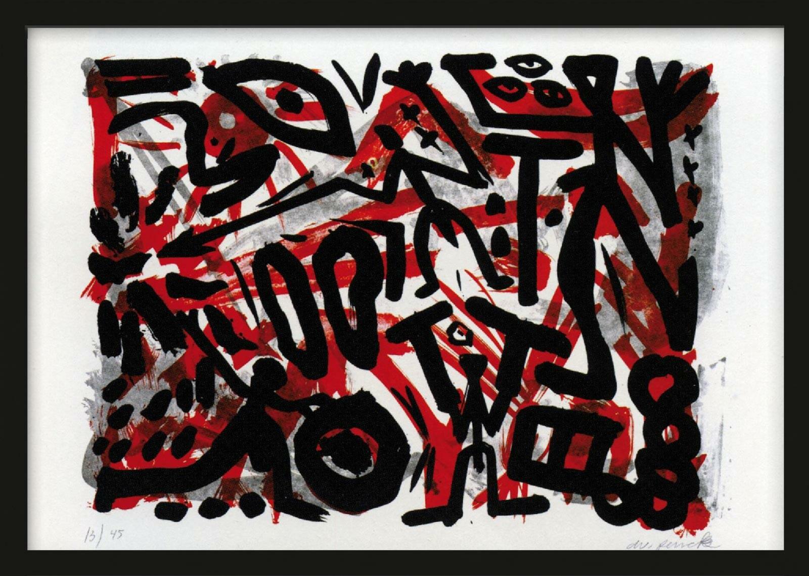 Theorie und Praxis - A.r. Penck