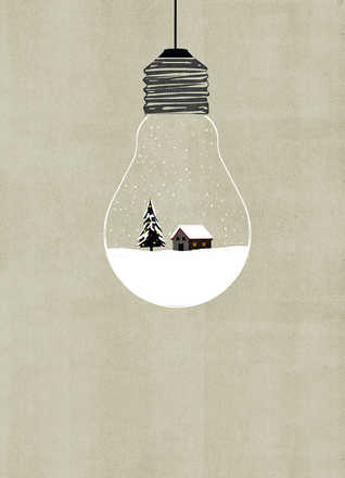 Christmas Lights - Alessandro Gottardo