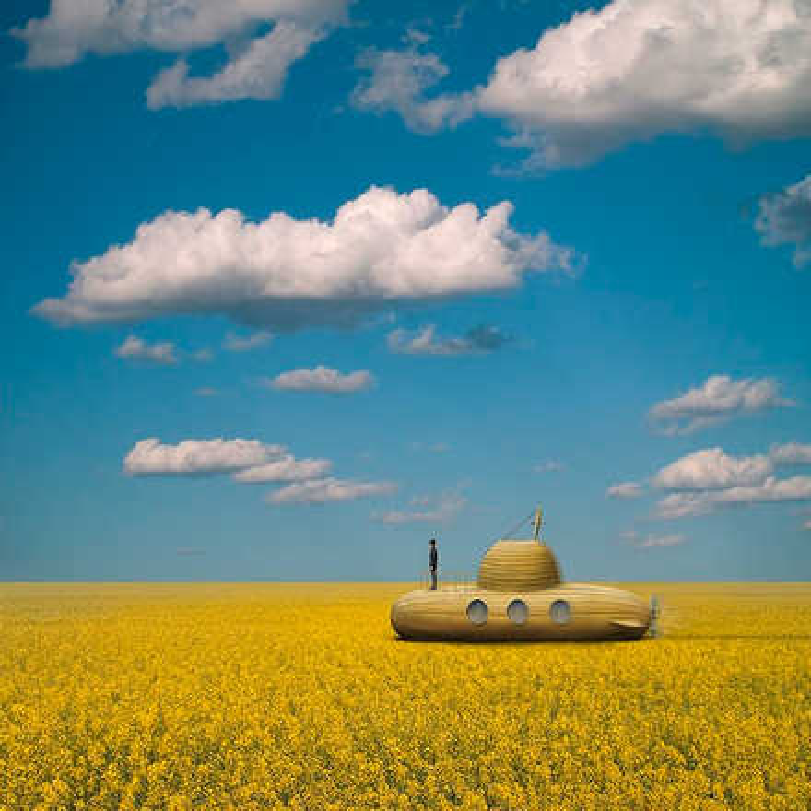 Yellow Submarine - Ceslovas Cesnakevicius