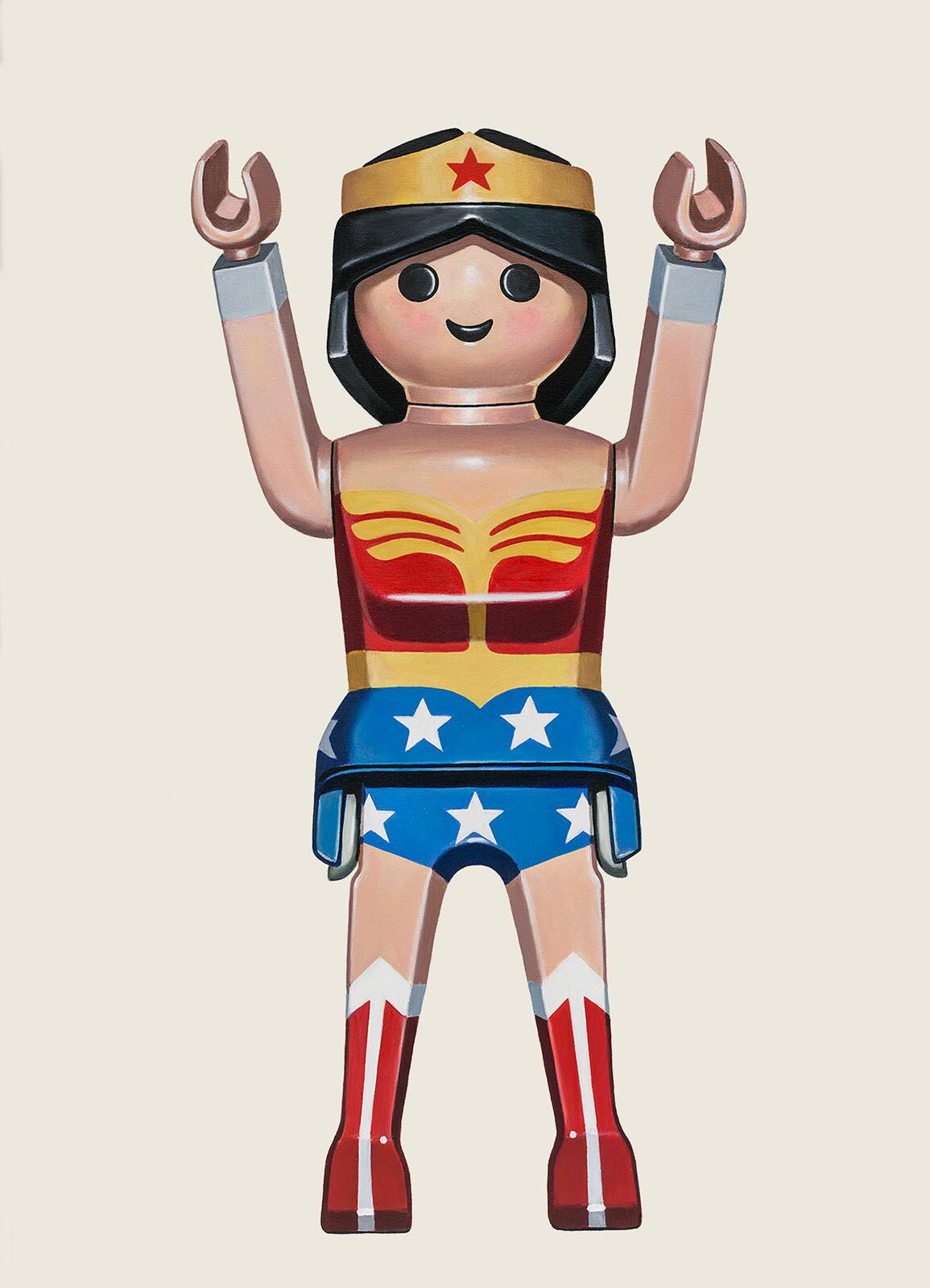 Wonderwoman - Pierre-adrien Sollier