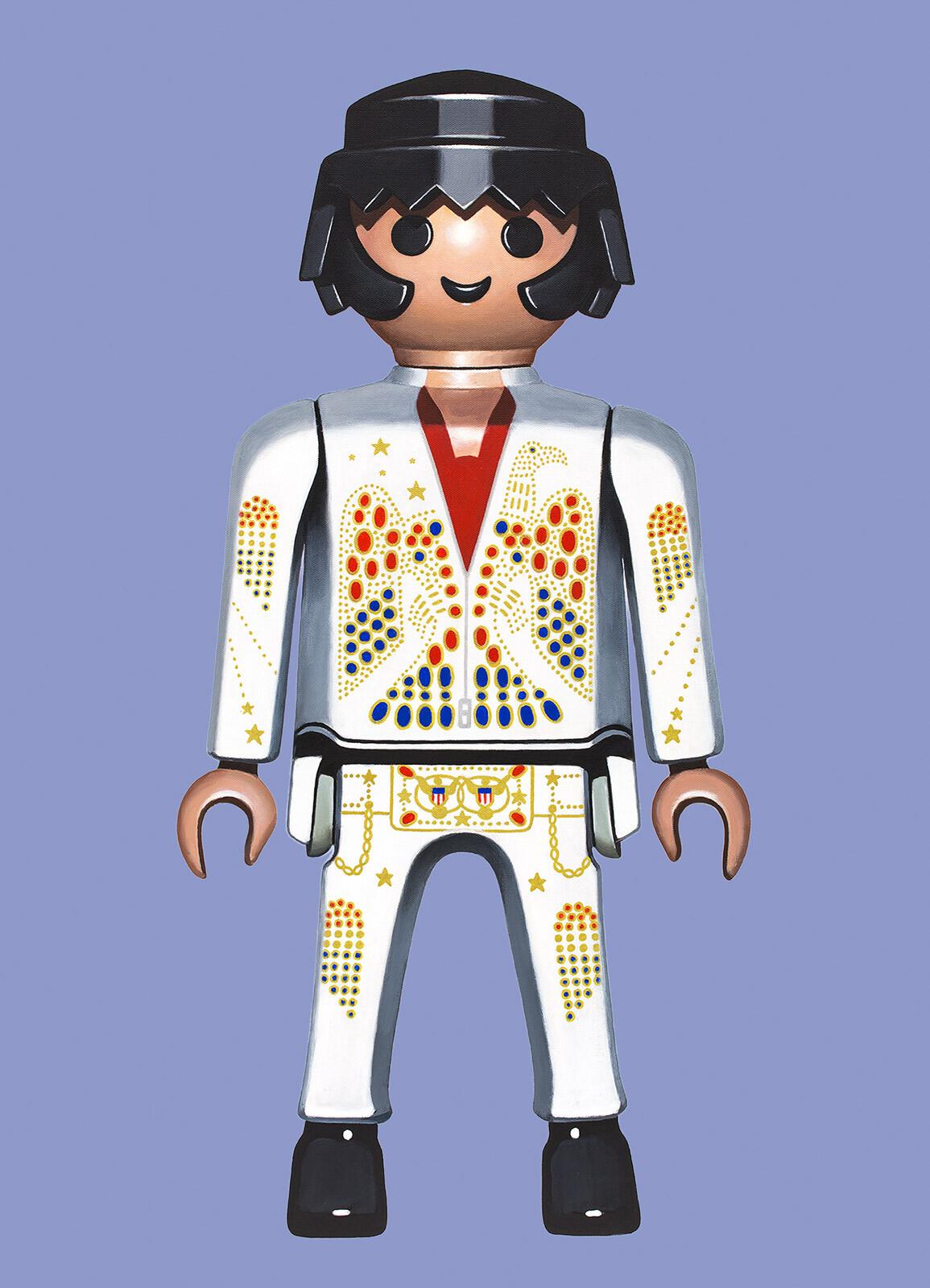 Elvis - Pierre-adrien Sollier