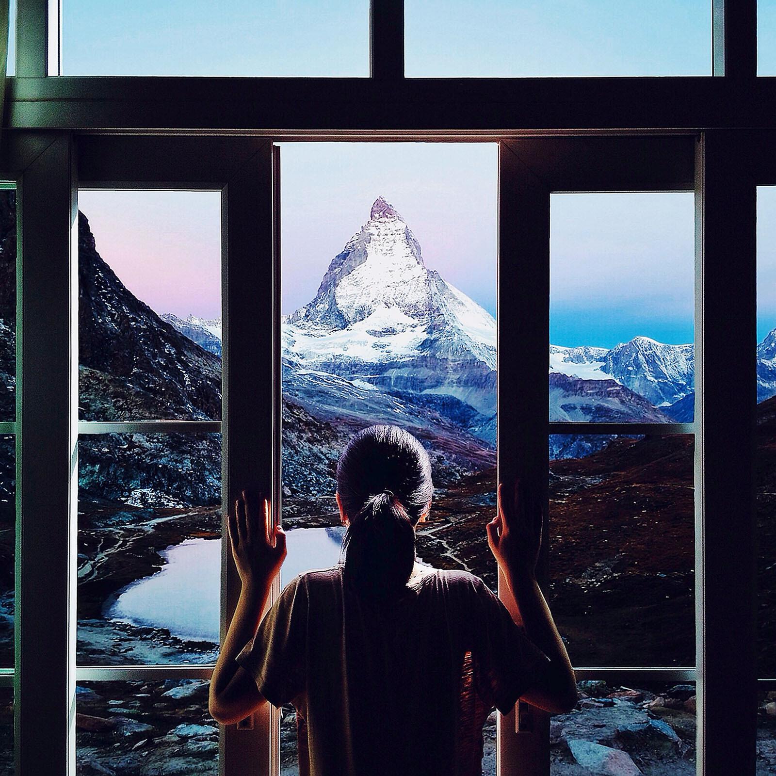 Matterhorn - Nicole Regina Hunziker