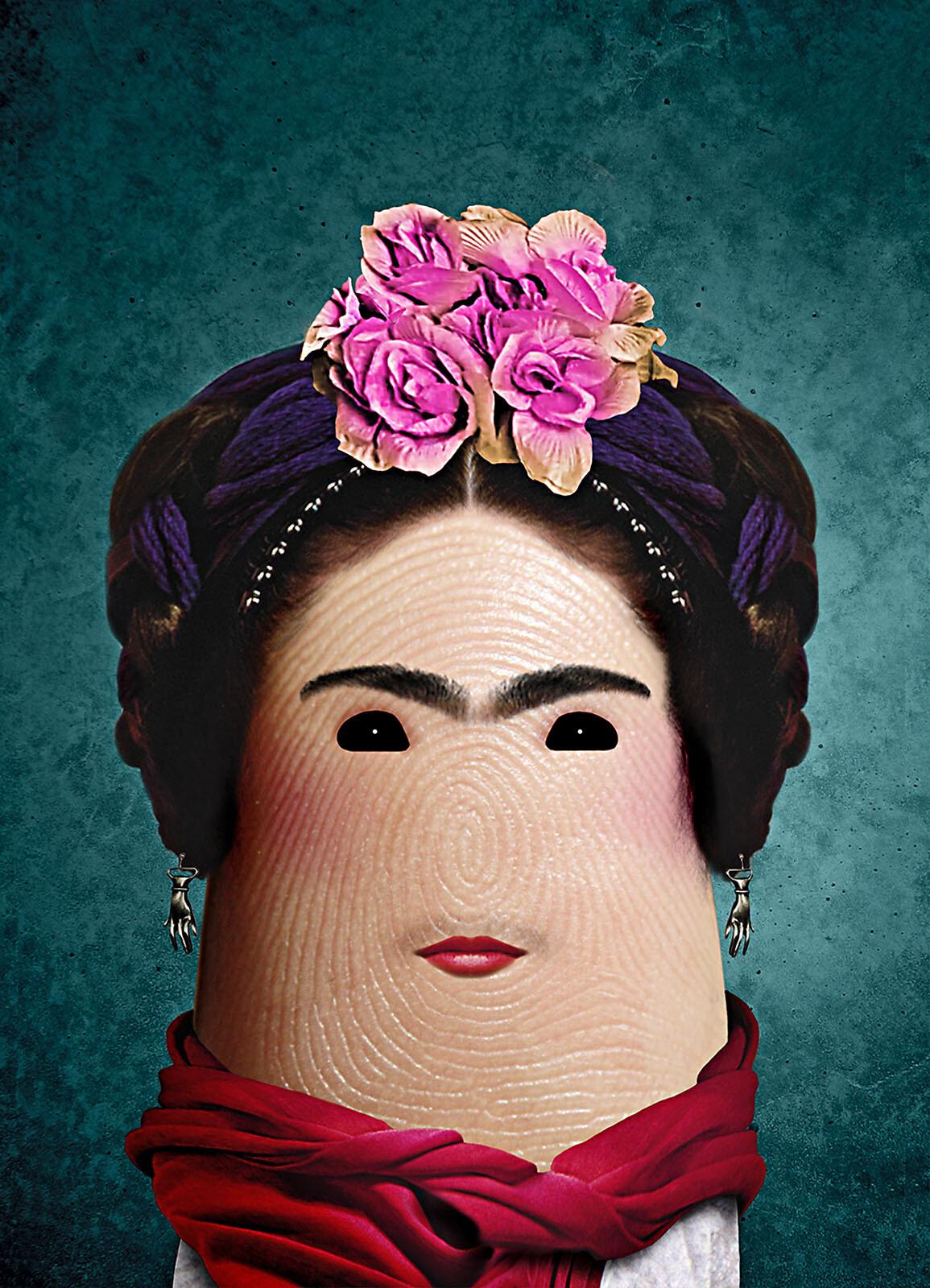 Frida Kahlo - Dito Von Tease