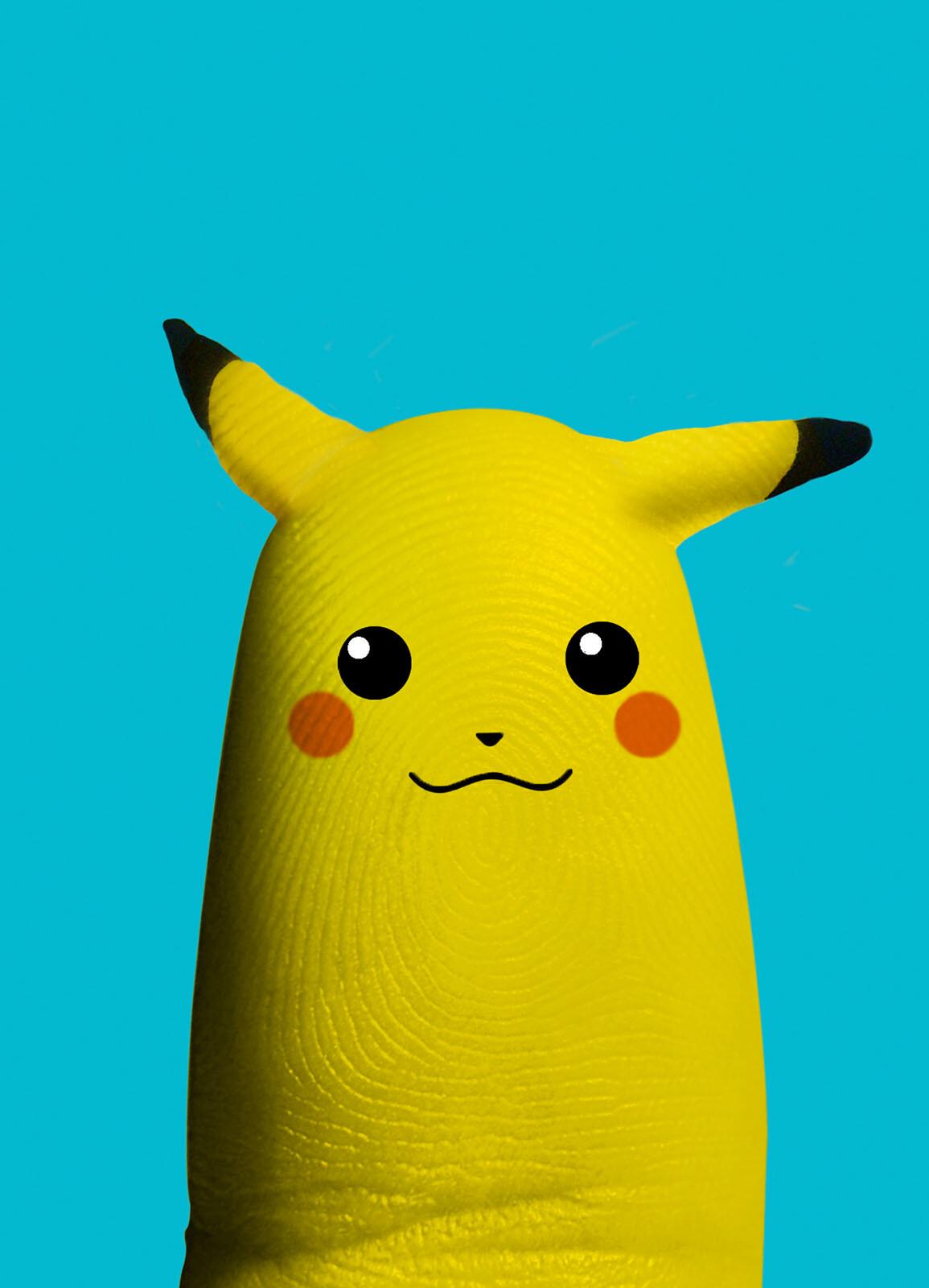 Pikachu - Dito Von Tease