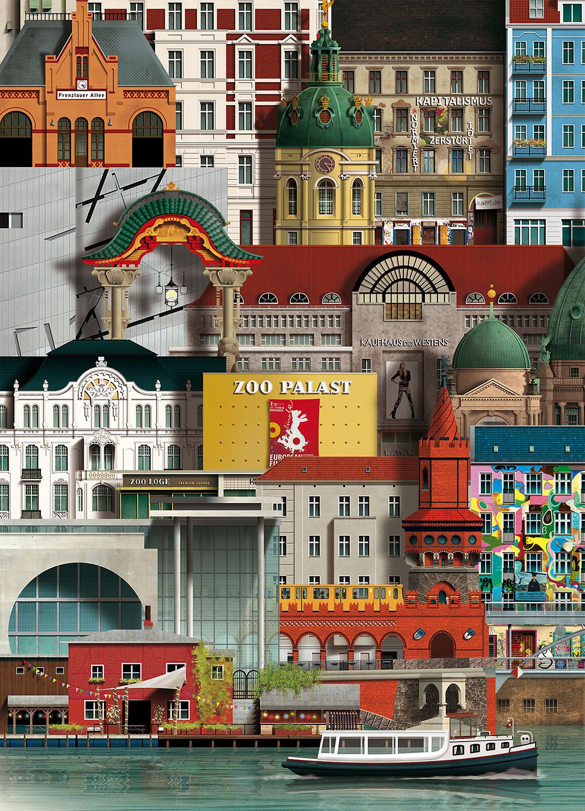 Berlin III - Martin Schwartz
