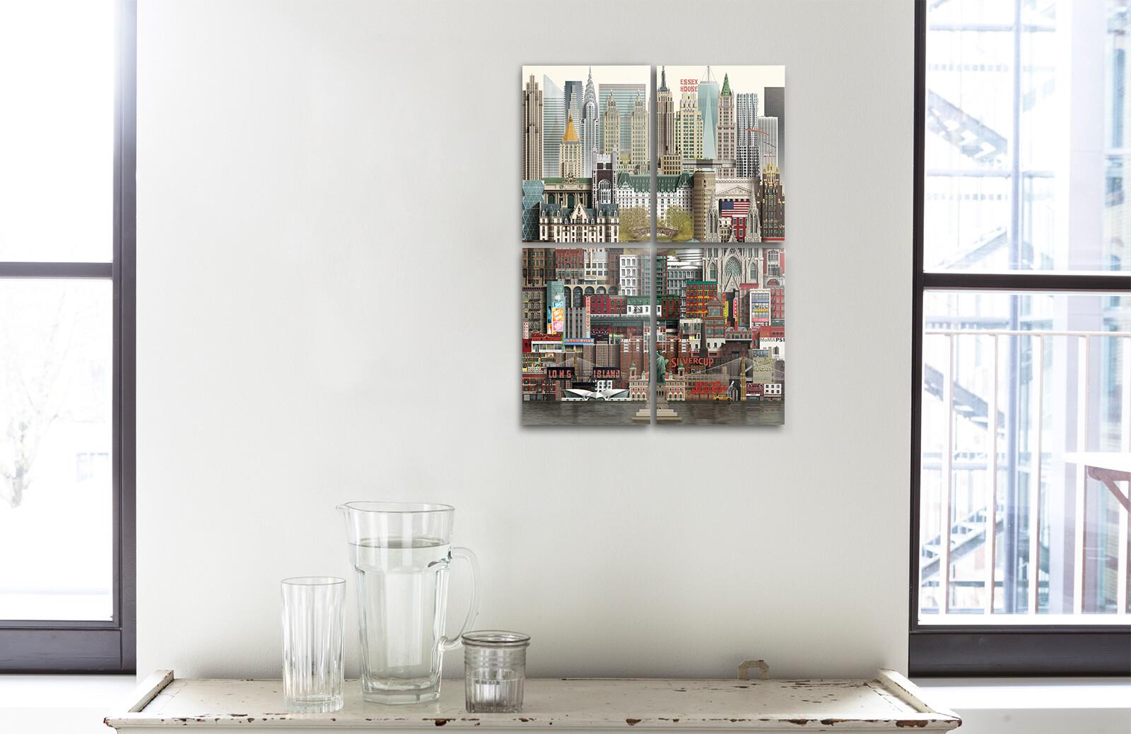 New York III - Martin Schwartz