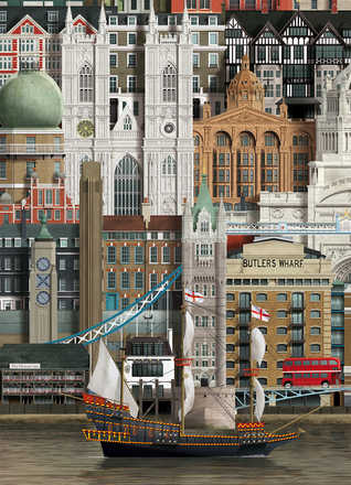 London III - Martin Schwartz