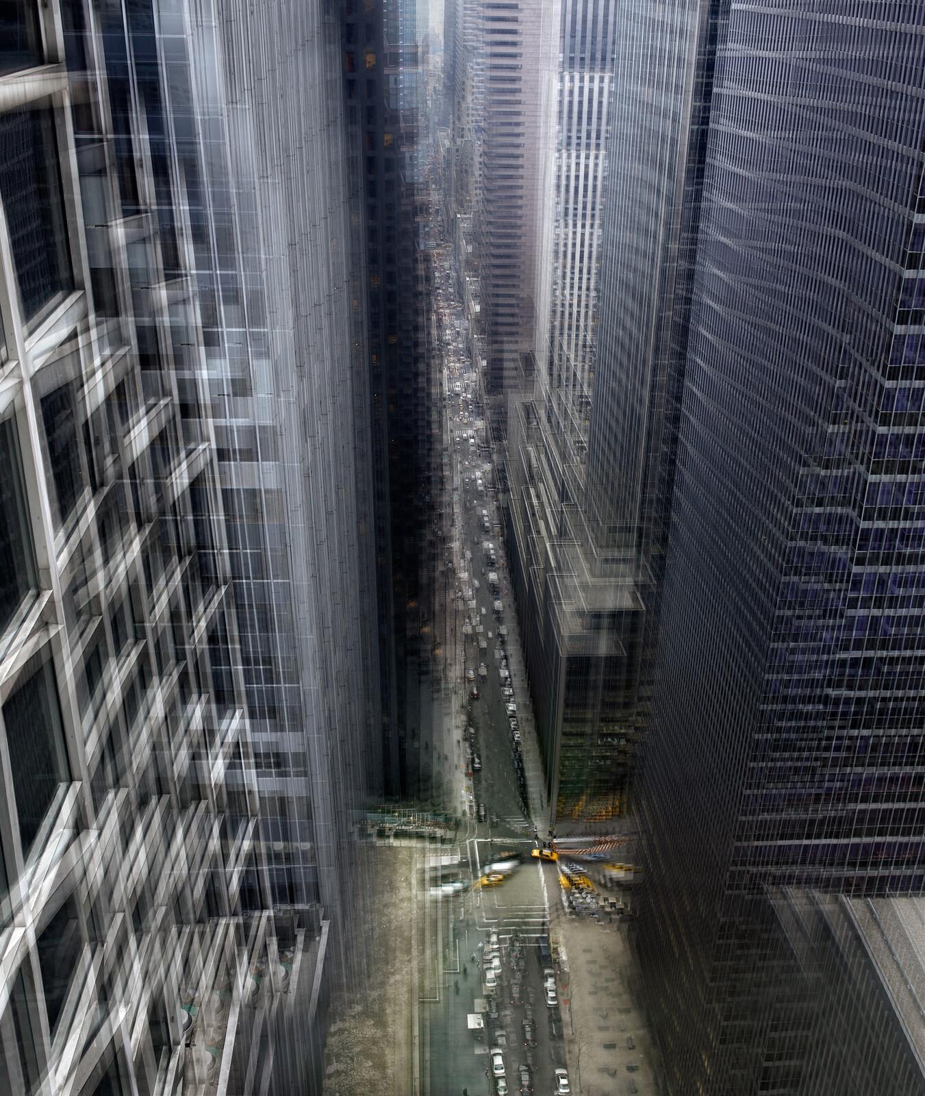 Taxi 2, NY - Alfonso Zubiaga