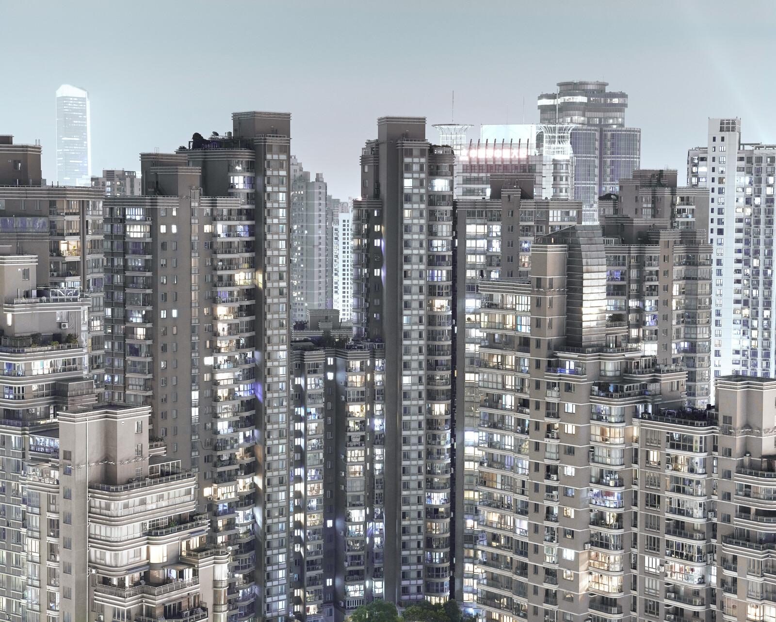 Urban landscape II - Bence Bakonyi