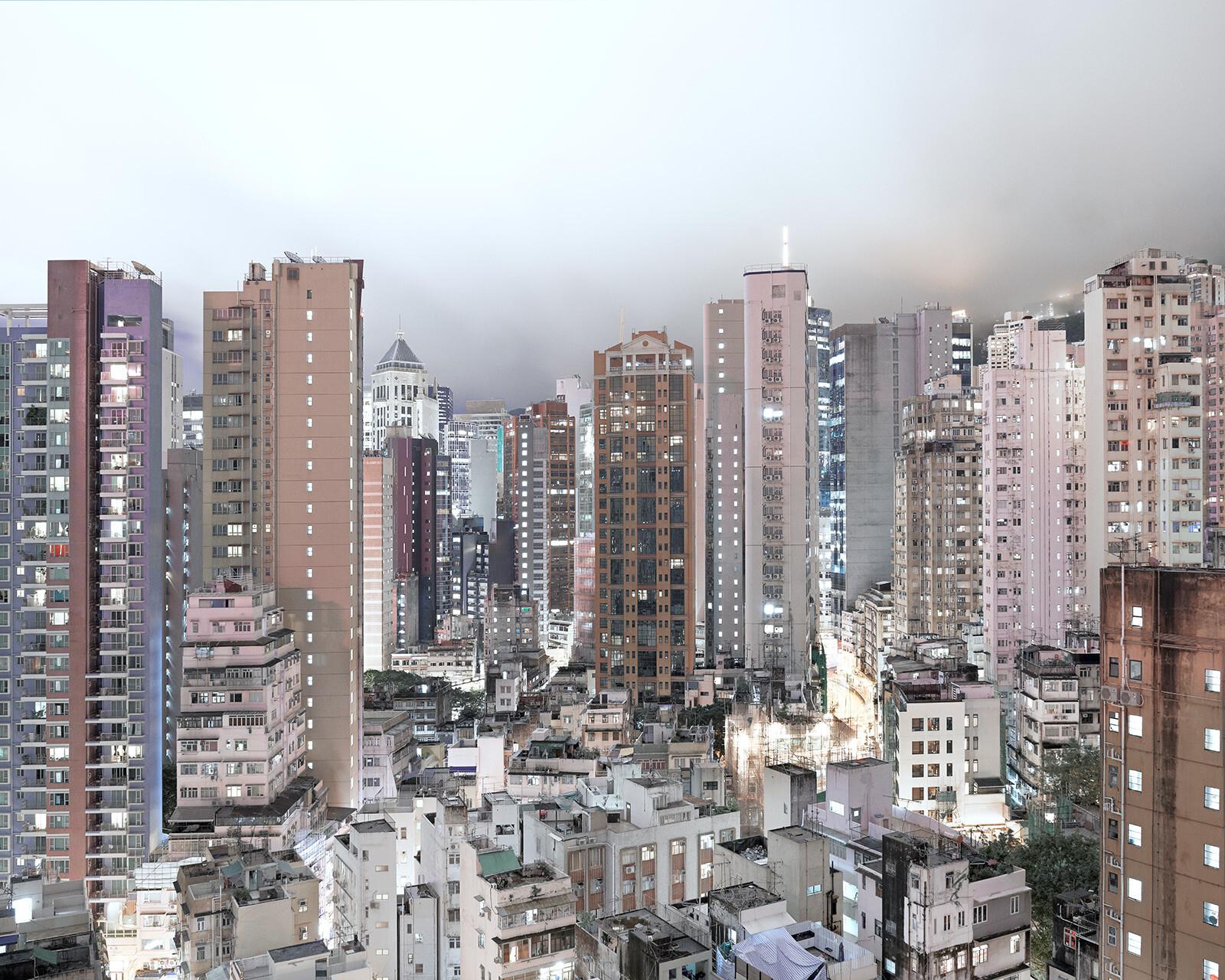 Urban landscape III - Bence Bakonyi