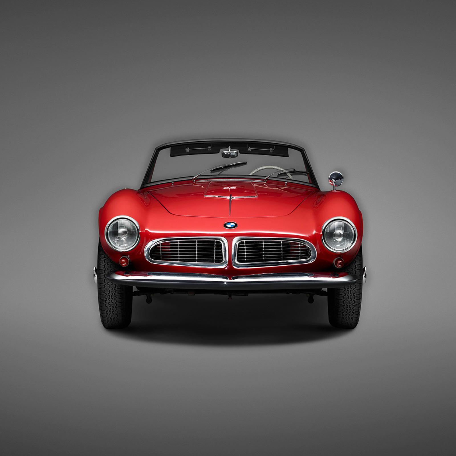 BMW 507 Front - Bmw Edition | Erik Chmil