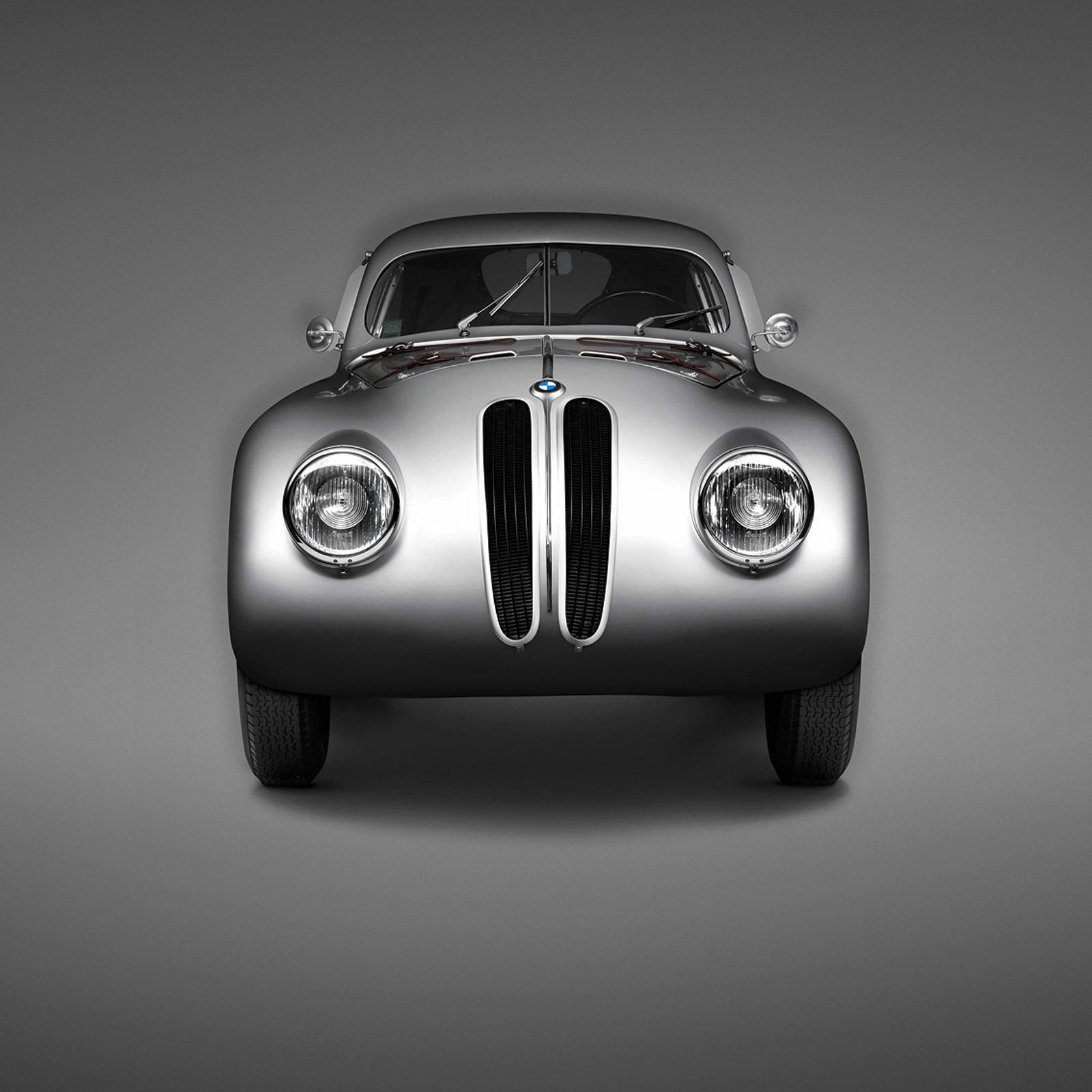 BMW 328 Mille Miglia Coupé Front - Bmw Edition | Erik Chmil