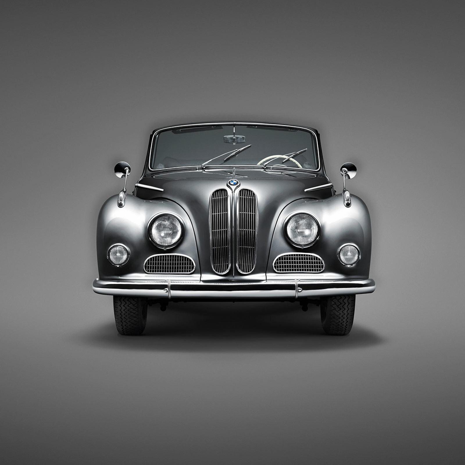 BMW 502/V8 Front - Bmw Edition | Erik Chmil