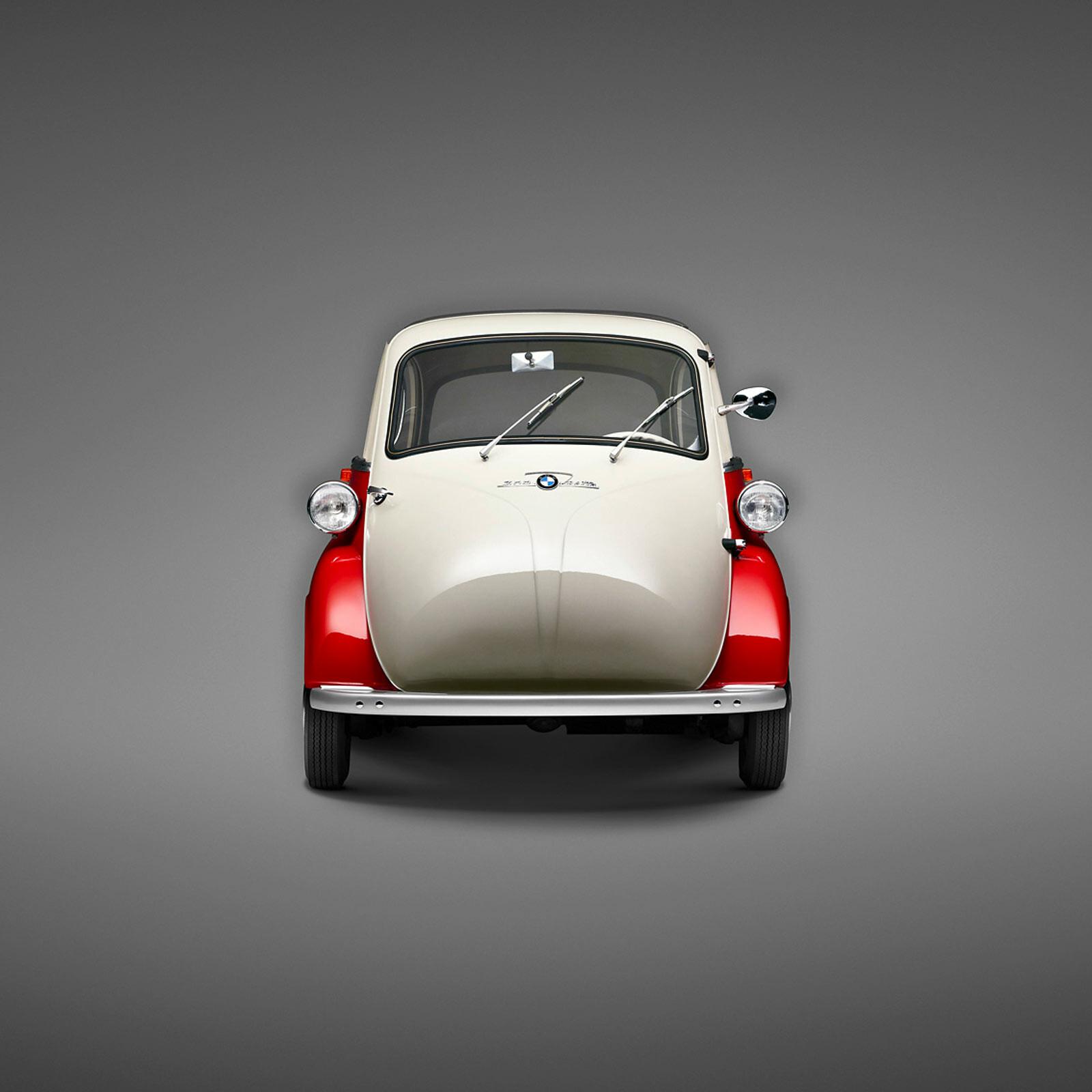 BMW Isetta Front - Bmw Edition | Erik Chmil