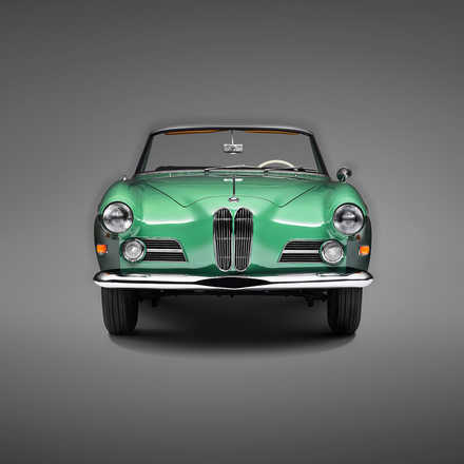 BMW 503 Front - Bmw Edition | Erik Chmil