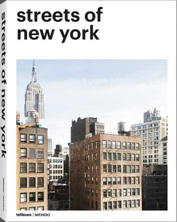 Streets of New York - Coffee Table Book Selection