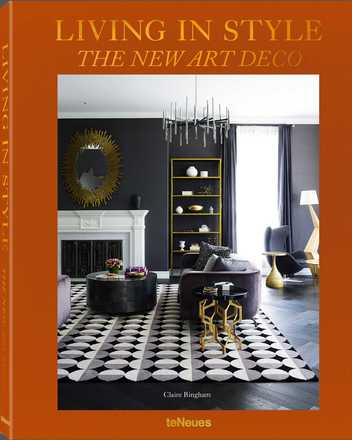 Living in Style The New Art Deco - Coffee Table Book Selection