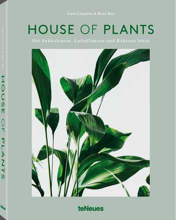 House of Plants - Coffee Table Book Selection