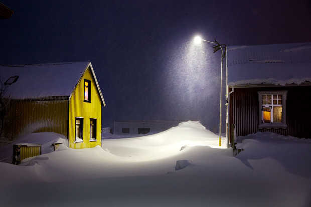 The Yellow House - Christophe Jacrot