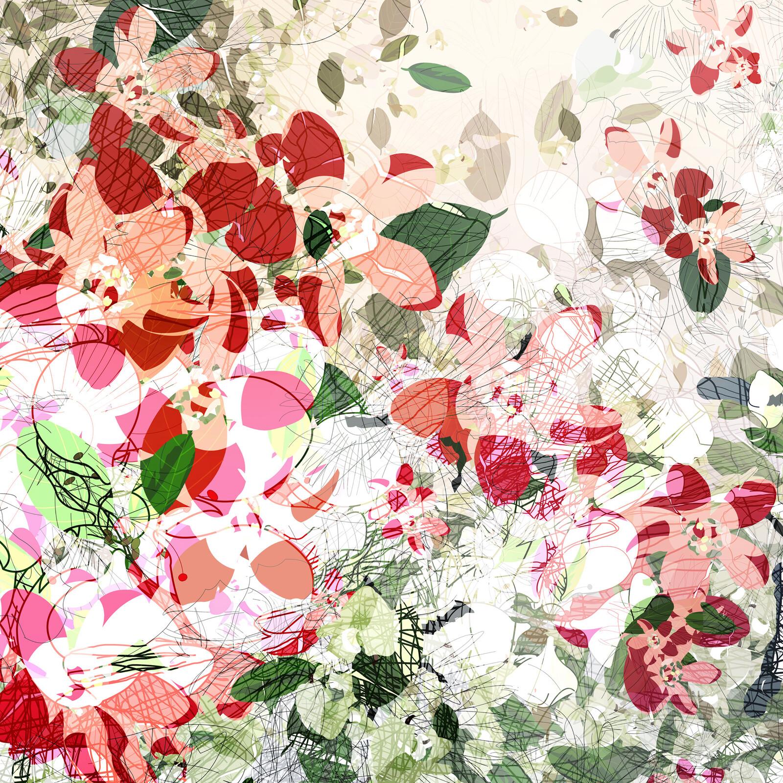 Peach Blossom - Christine Jaschek