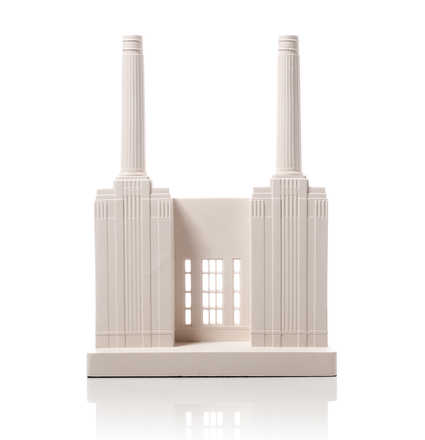 Battersea Power Station - Chisel & Mouse