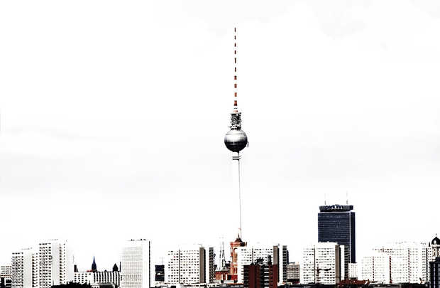 Berlin Skyline - Cathrin Schulz