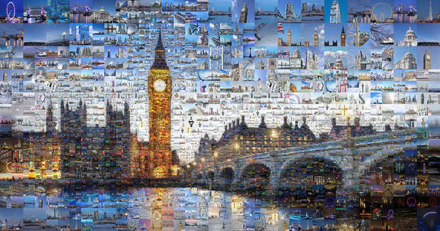 Our London I - Charis Tsevis