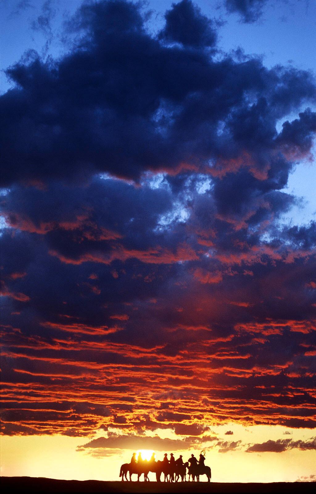 Red Sky II - Dieter Blum
