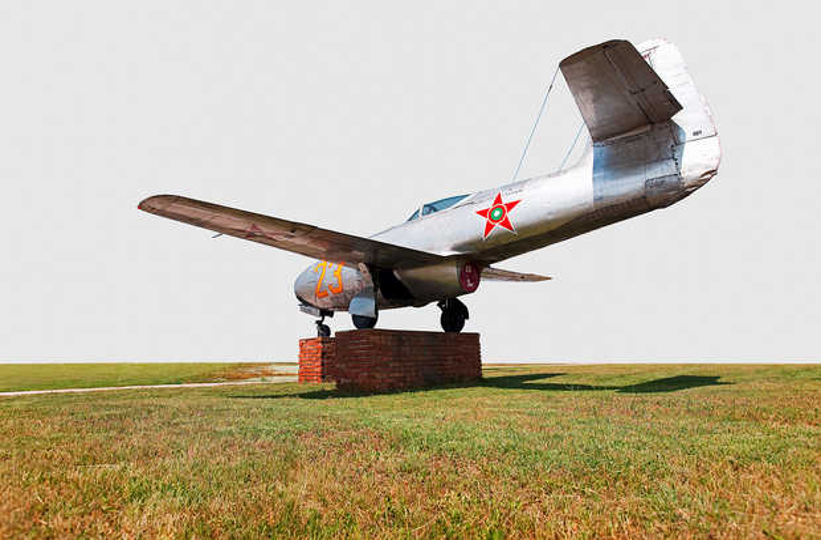 Jak-23 (Flora) Seitenansicht  - Dirk Brömmel