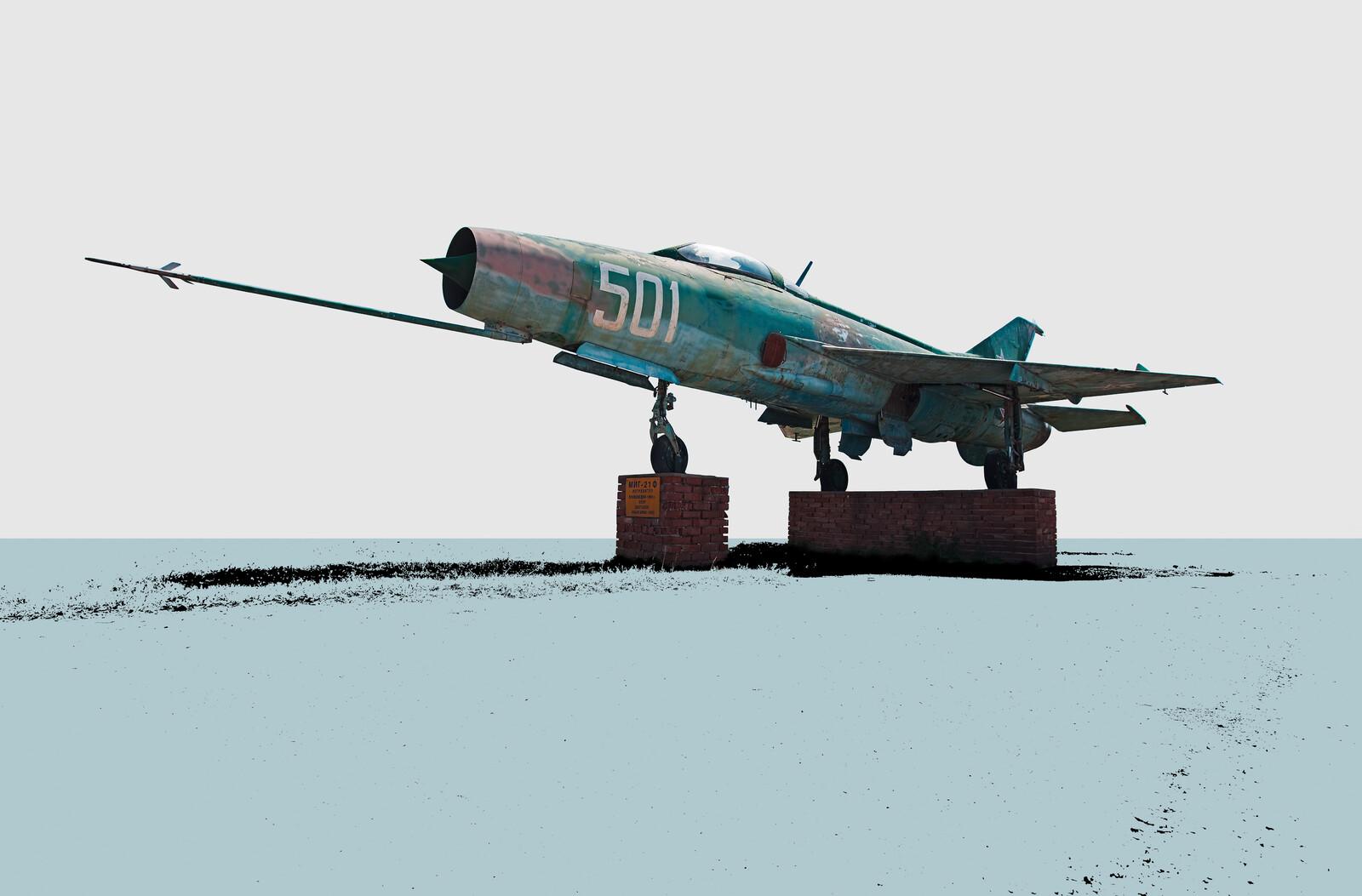 MIG-21 (Fishbed) - Dirk Brömmel