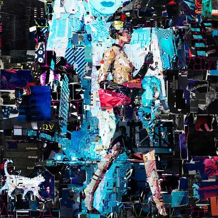 Slippery Catwalk - Derek Gores