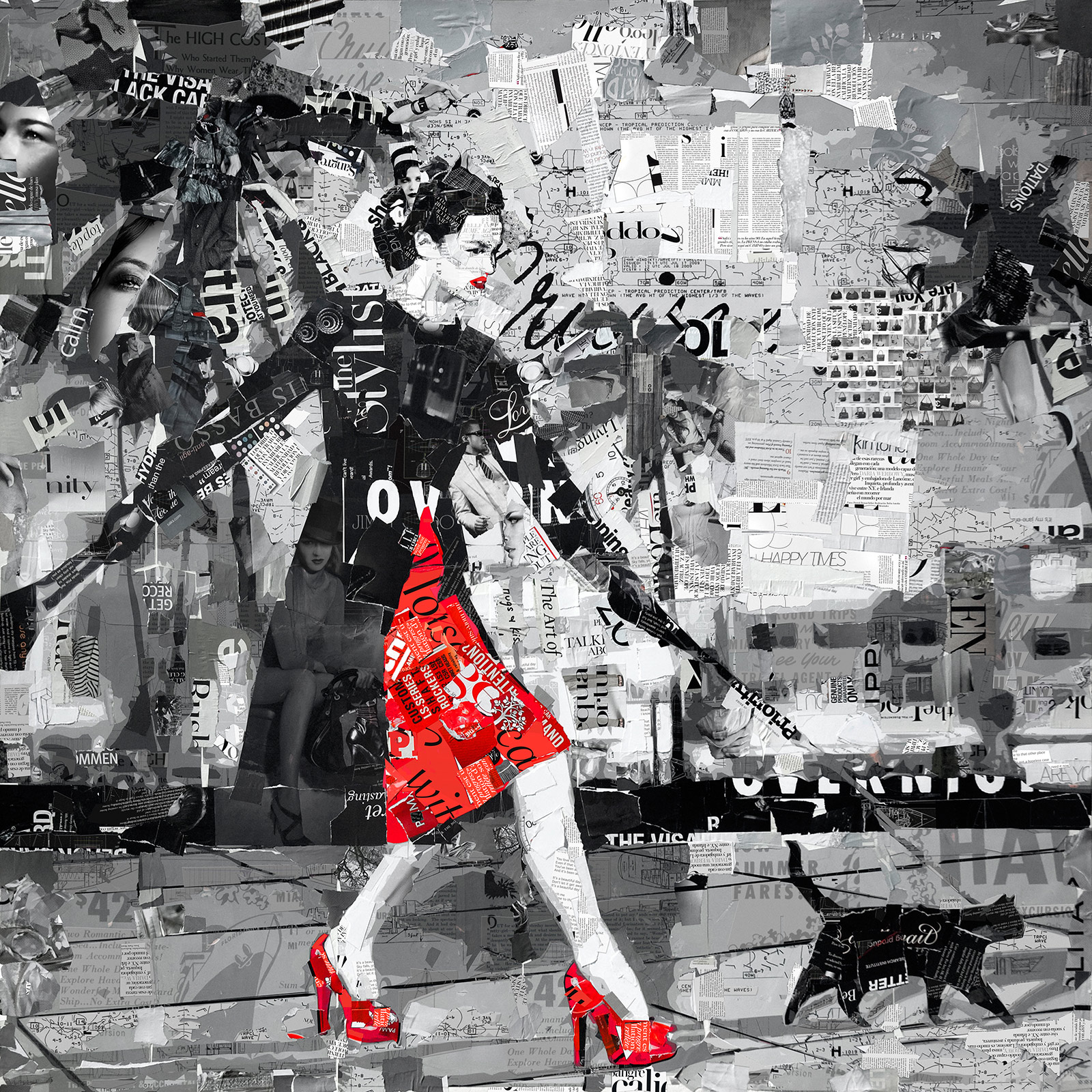 Art of the Day - Derek Gores
