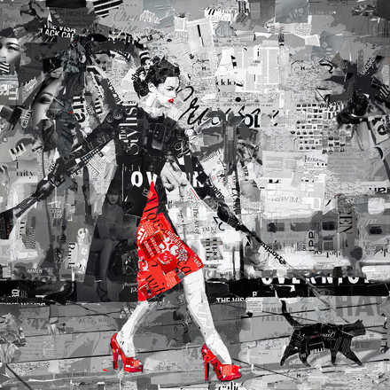 My Turn on the Catwalk - Derek Gores