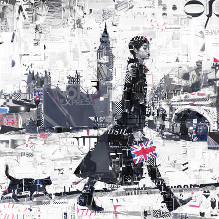 Union Jack and Jill - Derek Gores
