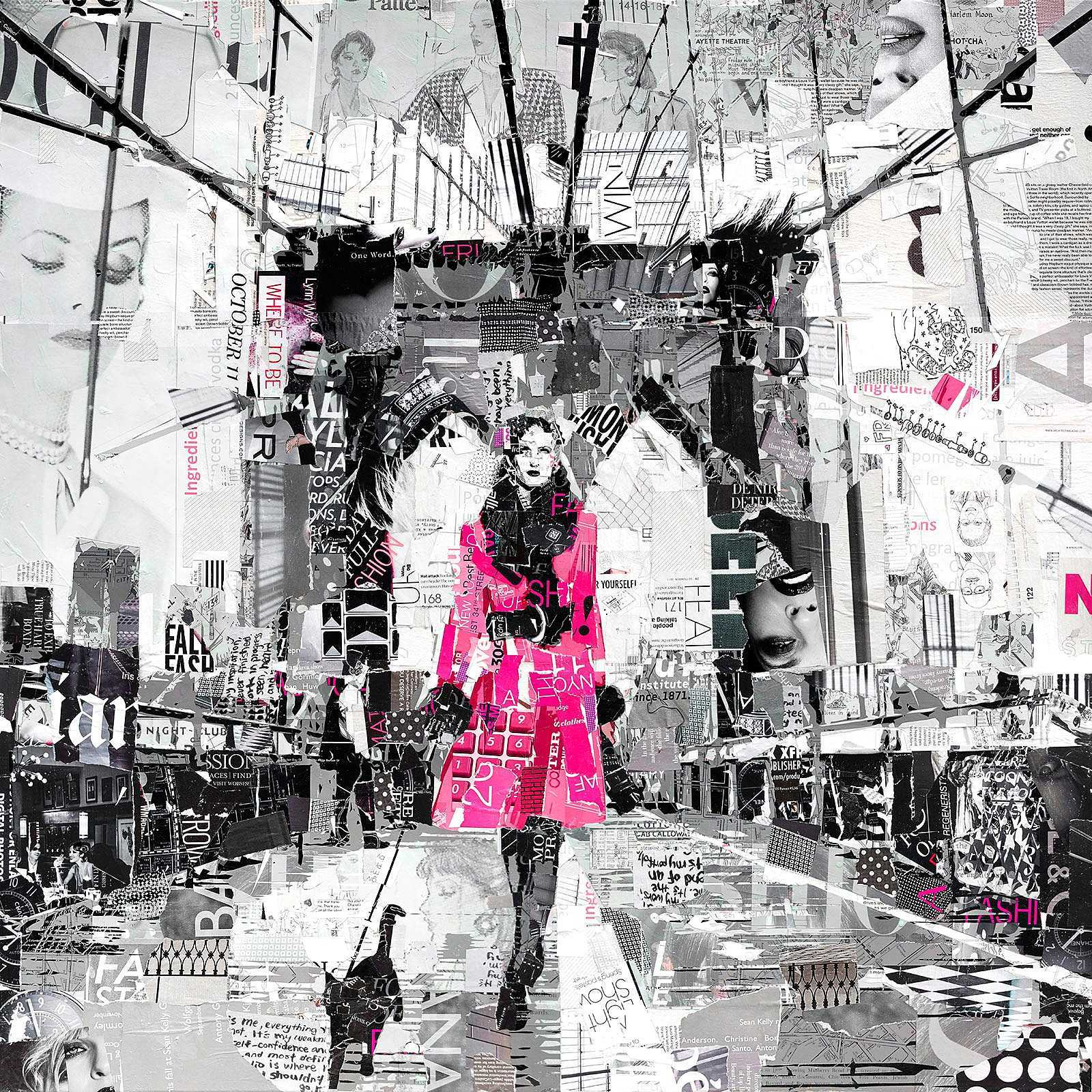 Selection - Collage Couture - Derek Gores
