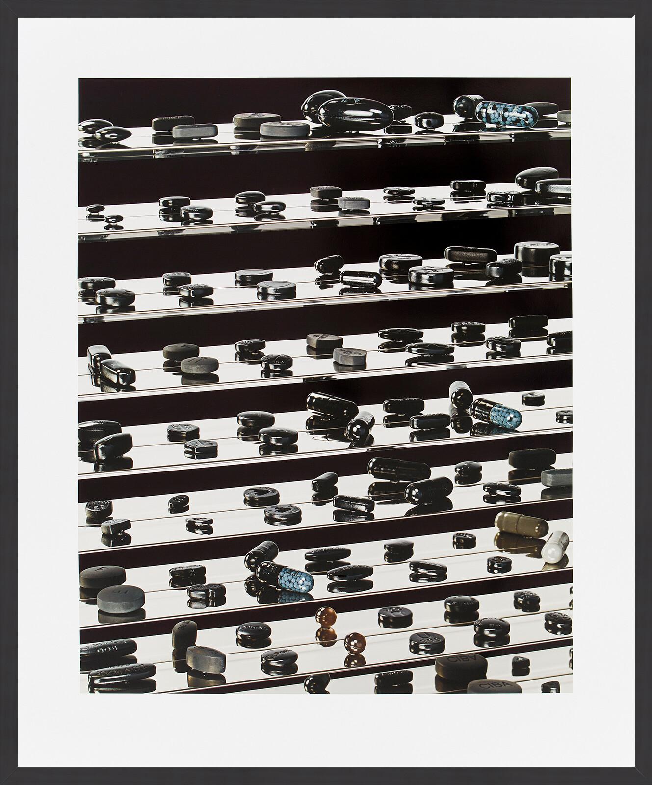 Dead Black Utopia - Damien Hirst