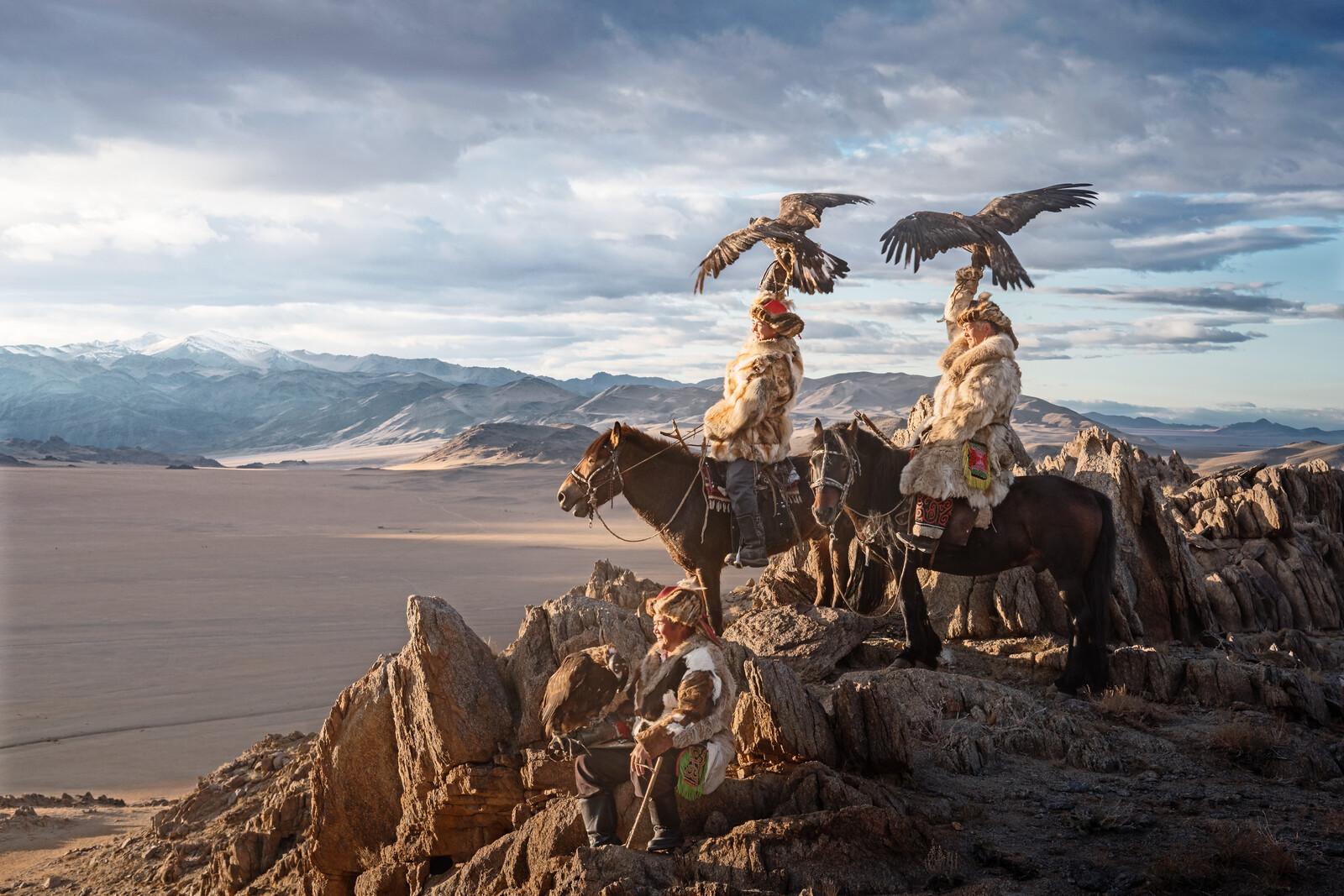 Mongolia Eagle Hunters II - Daniel Kordan