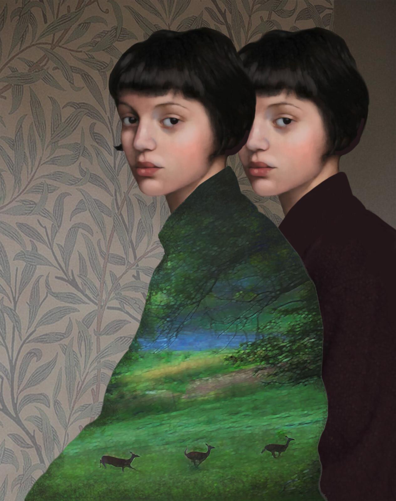 Dual Nature - Daria Petrilli