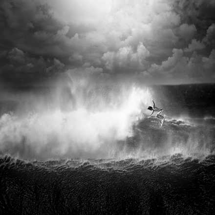 North Shore Surfing #15 - Ed Freeman