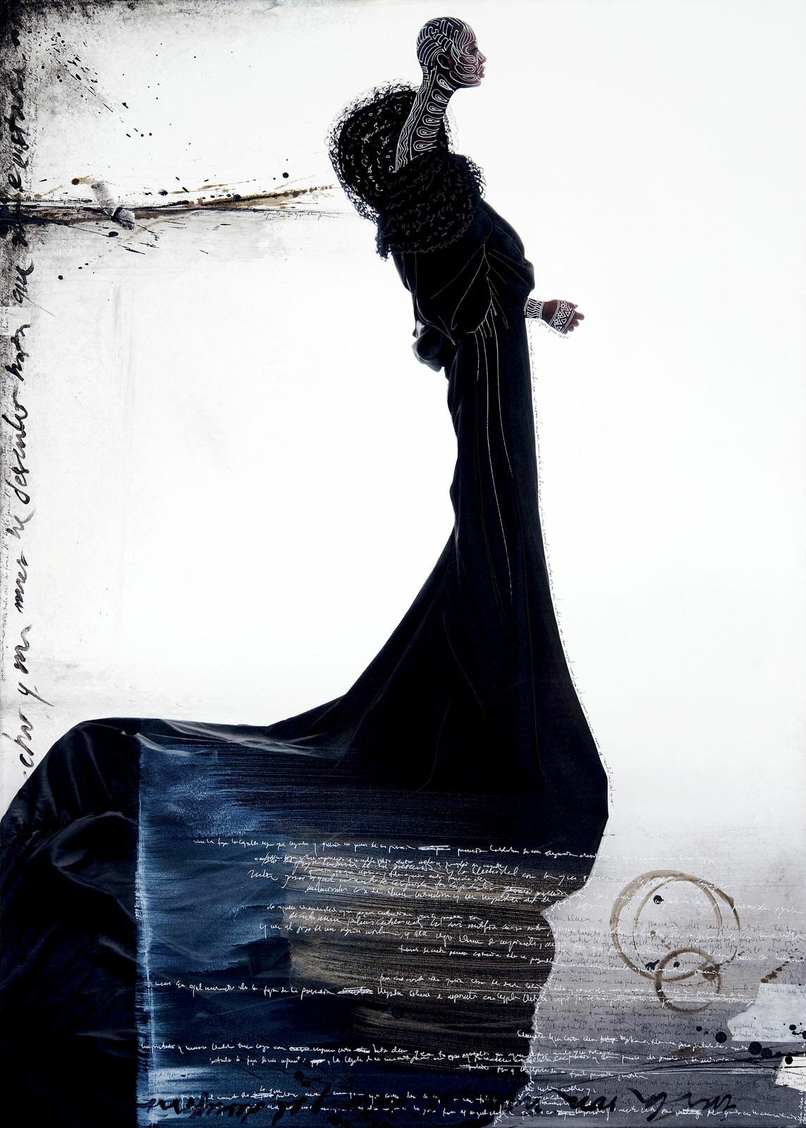 Black Rosa - Efren Isaza