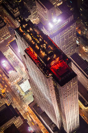 The Top of the Rock - Evan Joseph