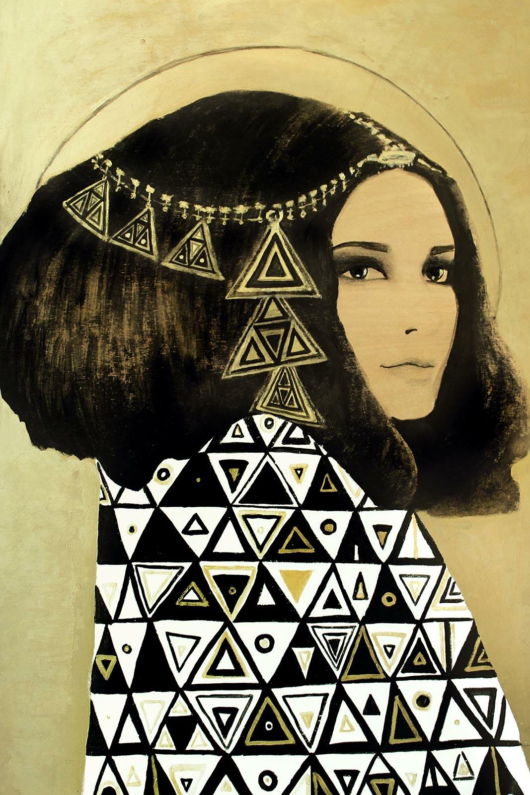 Tuareg - Evguenia Silvinia